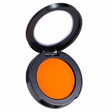 Hair blush orange