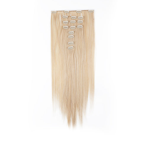 Extension a clips cheveux SuperFlex™ raides #1003
