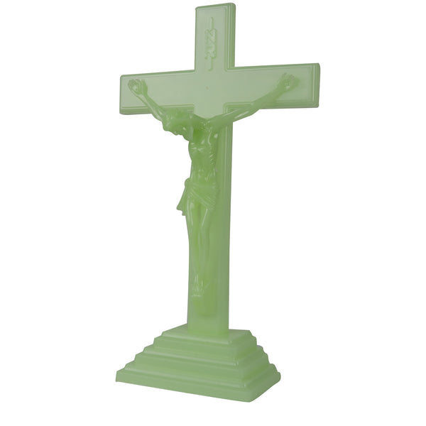 Luminous Wall/Table Crucifix - 39cm