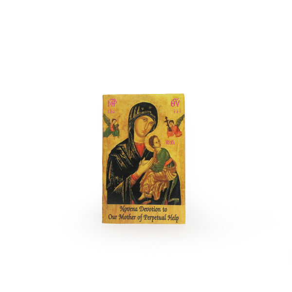 Prayer Booklet - Novena to Our Mother of Perpetual Help