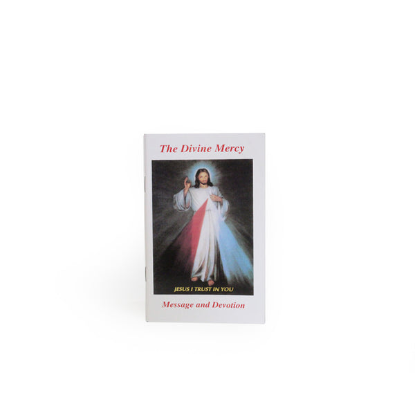 Prayer Booklet - The Divine Mercy