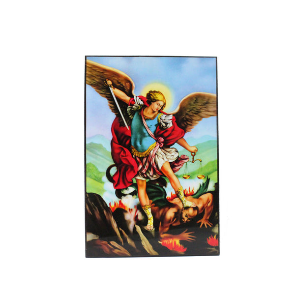 LacquerWall  Picture - St. Michael The Archangel