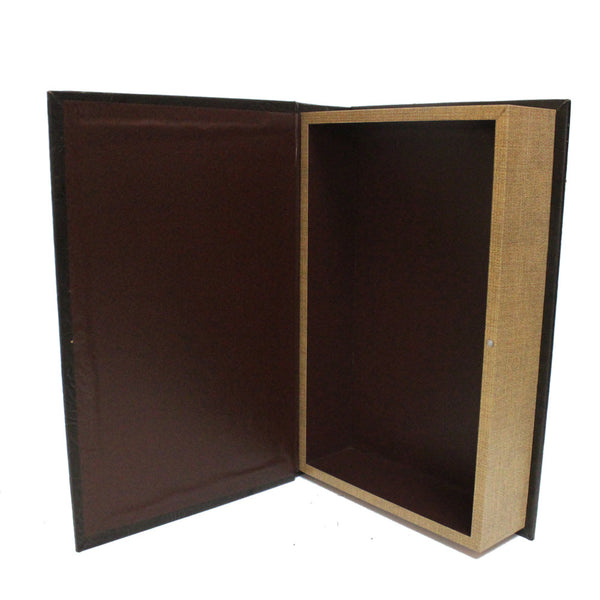 Leather bound Bible Box - Mary