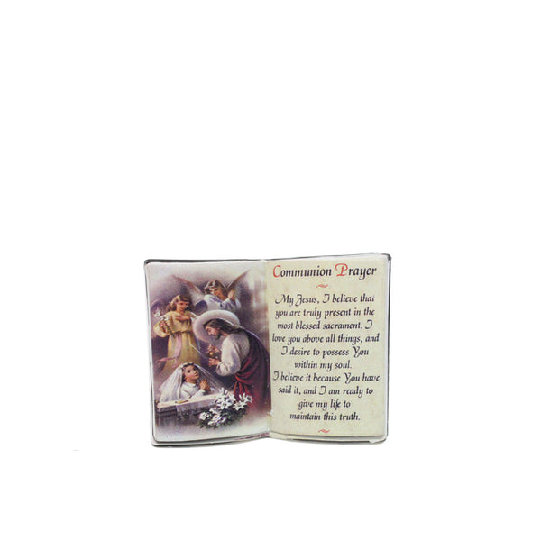 Ceramic Communion Keepsake - Girl