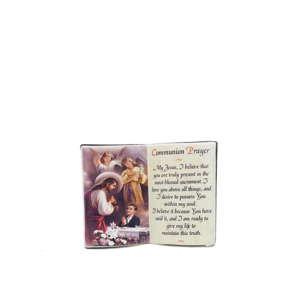 Ceramic Communion Keepsake - Boy