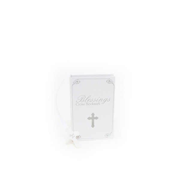 Metal Cross Bookmark - Cross
