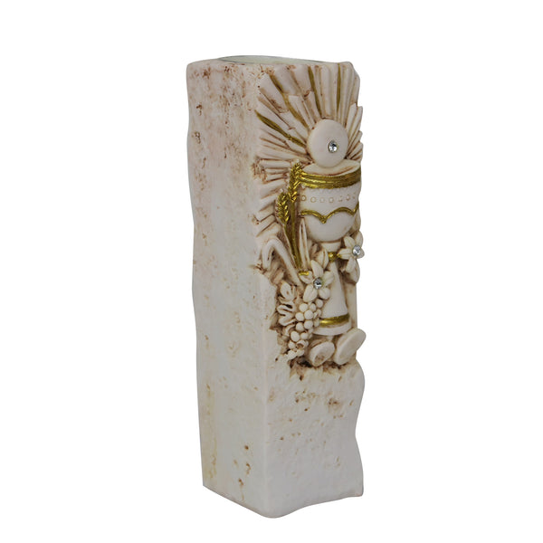Stone Tealight Holder - First Holy Communion