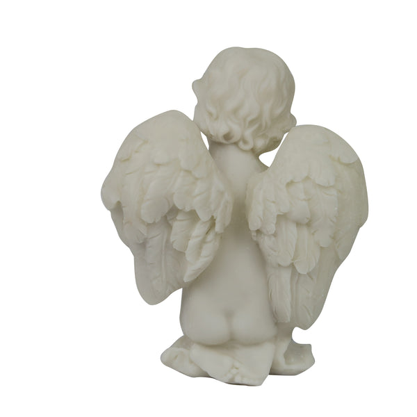 Polystone Praying Angel - 16cm