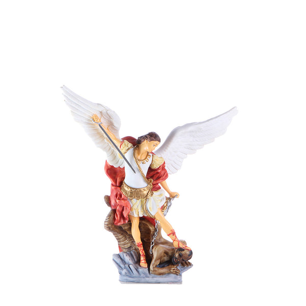St Micheal the Archangel Statue - 31cm