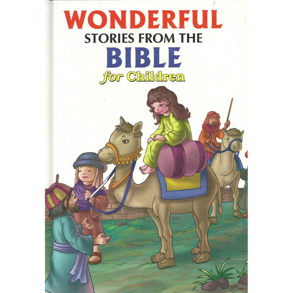 Wonderful Stories from the Bible