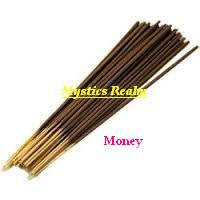 Attract Money Incense ~ 100 per pack Incense Sticks
