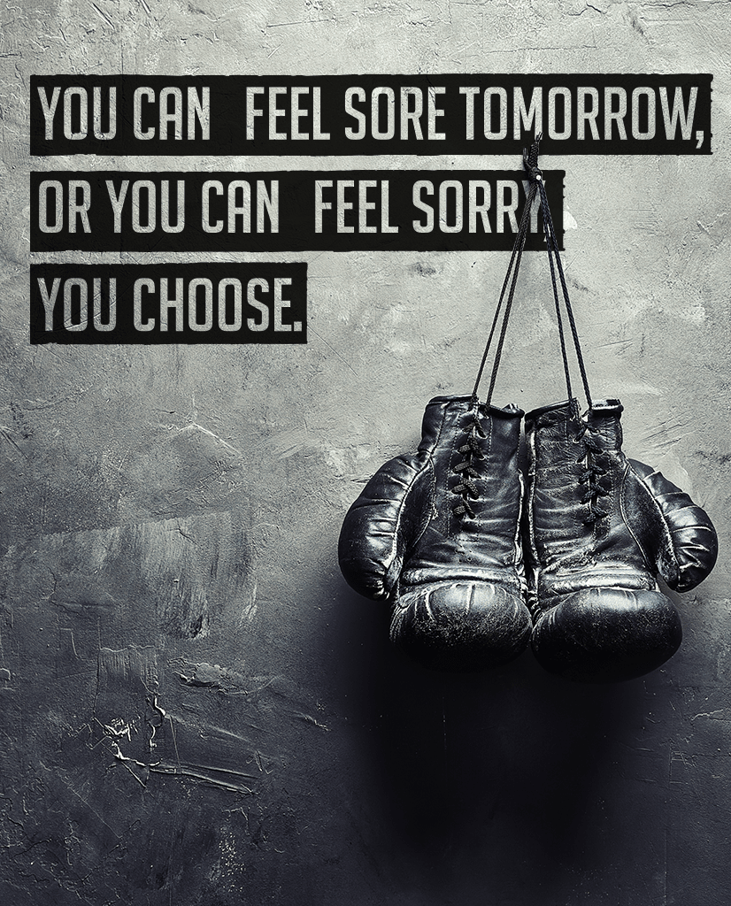 Feel sore or sorry cut out wall quote