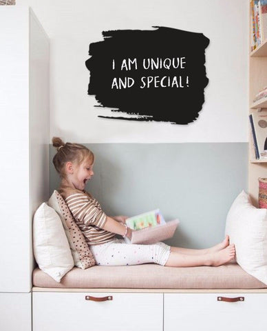 Chalk Board Vinyl Wall Sticker