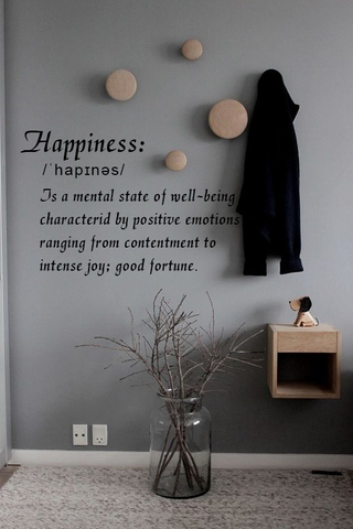 Happiness Definition Slim