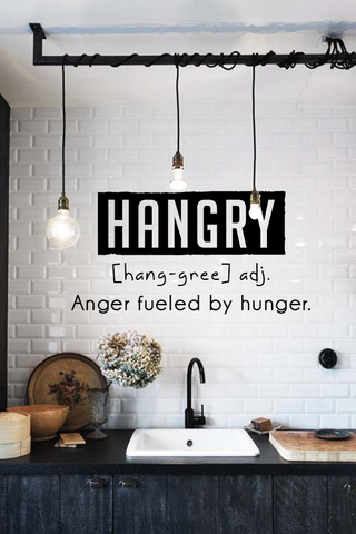 Hangry Definition