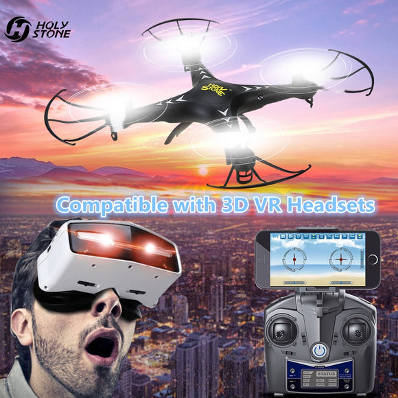Holy Stone HS110 FPV RC Drone With HD Live Camera