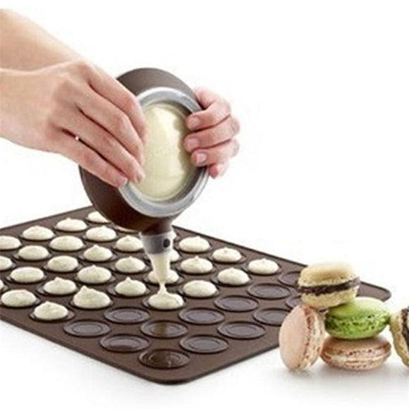 Silicone Baking Mat For Macaroons