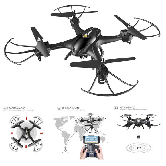 Holy Stone HS200 Quadcopter Drone With HD Camera