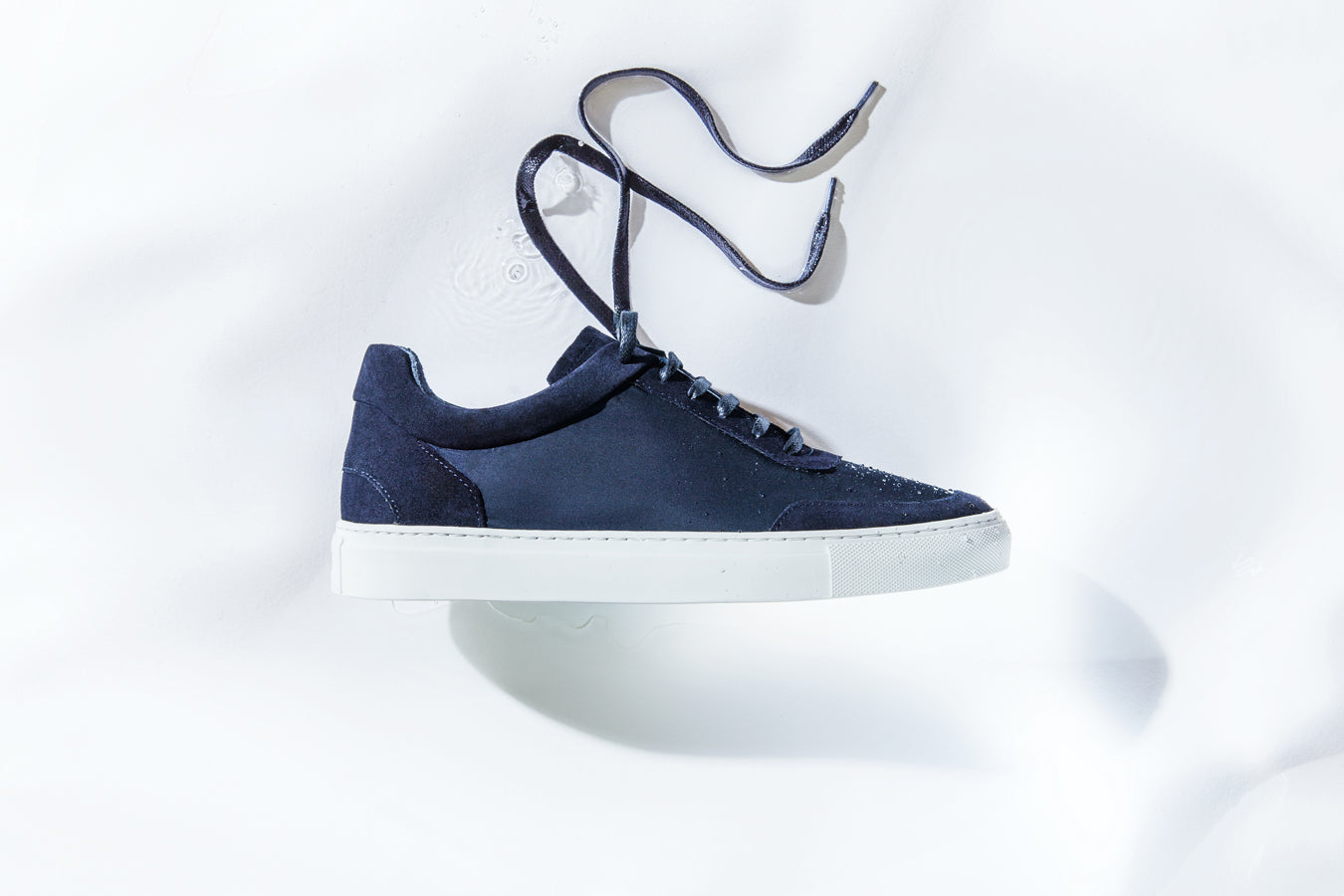 weatherproof sneaker no-2, midnight