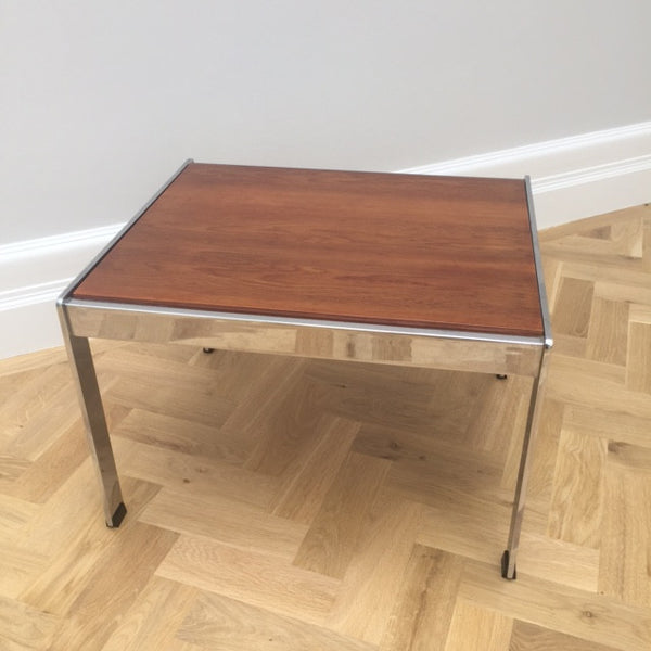 Merrow Associates Rosewood Side Table