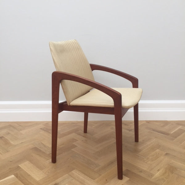 Six Kai Kristiansen Dining Chairs for Korup Stolefabrik