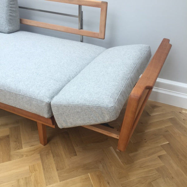 1950s Wilhelm Knoll Extendable Daybed