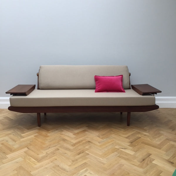 1960 Danish Style Toothill Daybed