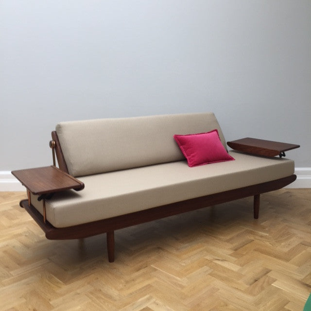 Daybed danish  1960 Danish Style Toothill Daybed – Mod de Lusso