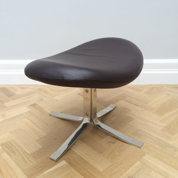 Paul M. Volther Corona Chair & Footstool