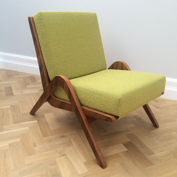 1950s Boomerang Chair