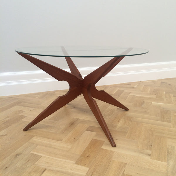 Vladimir Kagan Spider Coffee Table
