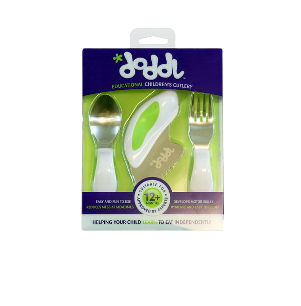 Doddl Ergonomic Childrens Cutlery