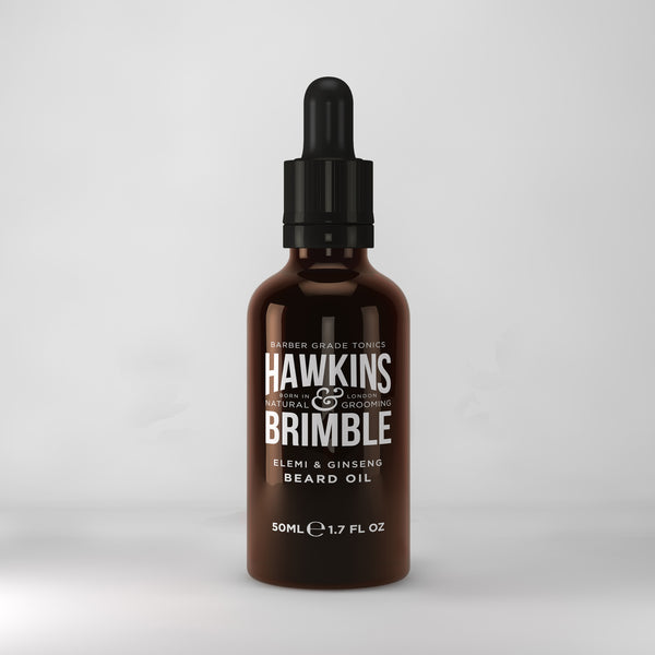 Hawkins & Brimble Beard Oil (50ml)