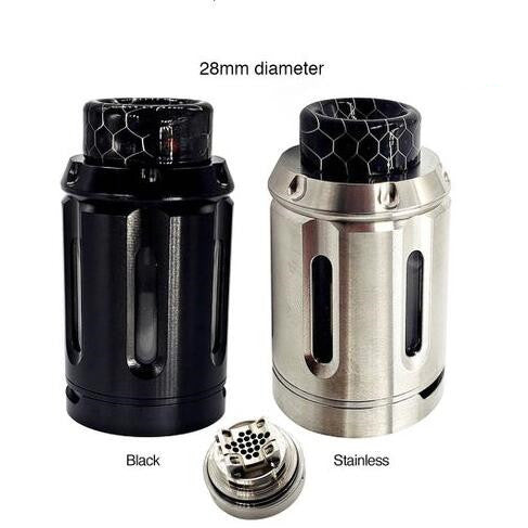 The Modfather 25mm RTA – Clouded Visions
