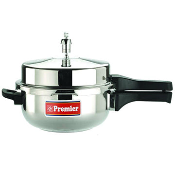 Stainless Steel Pressure Pan
