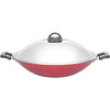 Buy Premier Non-Stick  Chinese Wok with Lid