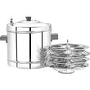 Premier Idli Maker with 4 Stainless Steel Racks