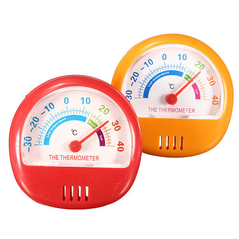 -30~40 Degree Pointer Display Fridge Temperature Thermometer Dial - Shopping2all
