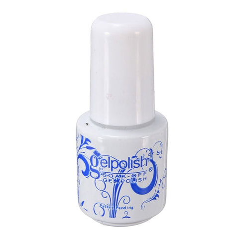 6ml Nail Polish Soak Off UV Gel Topcoat Top Coat Seal Glue - Shopping2all - 1