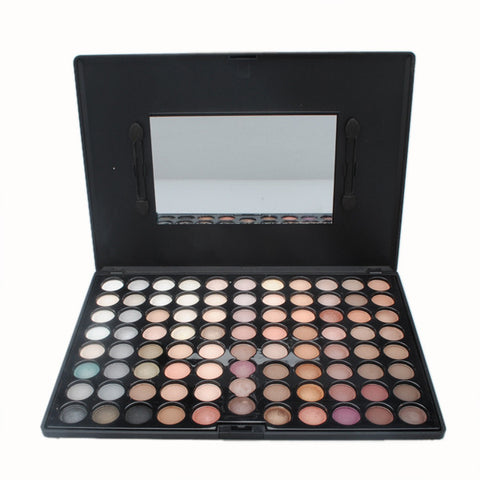 88 Colors Makeup Eyeshadow  Palette Set Kit - Shopping2all - 1
