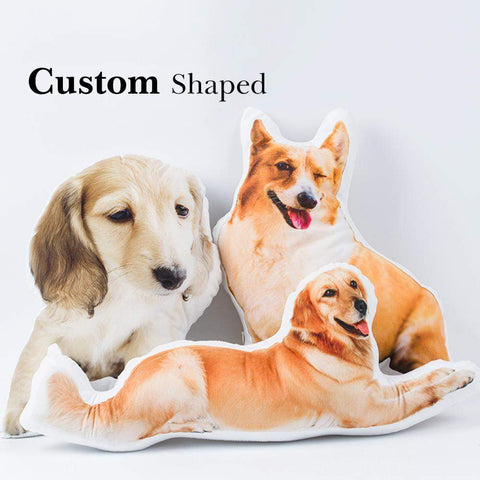 Custom Pet Photo Pillow