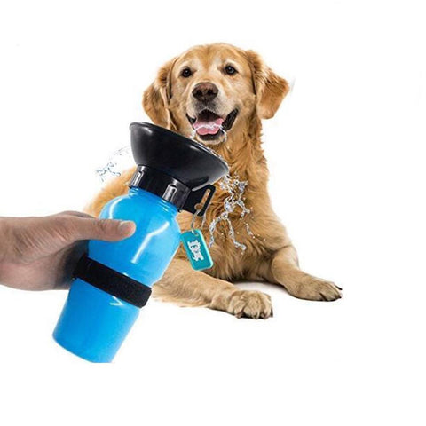 No Spill Dog Water Bottle