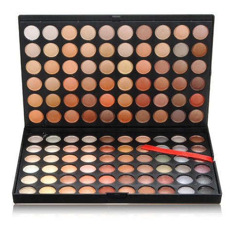 120 Colors Eyeshadow Palette Makeup Case Eye Cosmetic Set - Shopping2all - 1