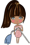Pretty Dolls - Vacuum - DEK Designs