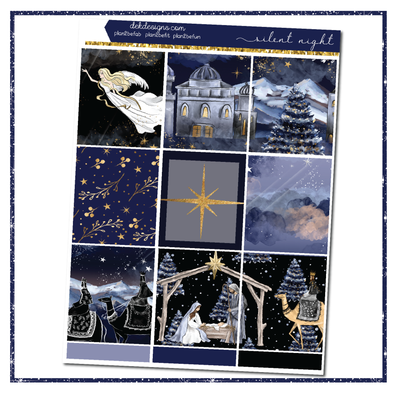 Silent Night - Foil Kit