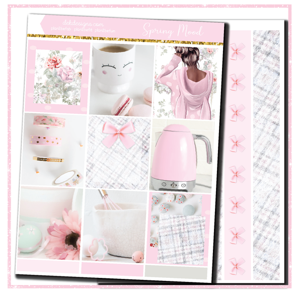 Mini Kit - Spring Mood - DEK Designs
