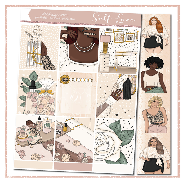 Self Love - Kit - DEK Designs