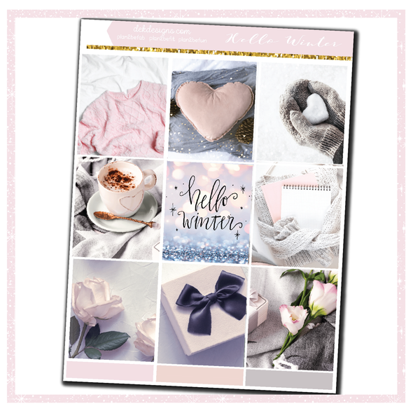 Mini Kit - Hello Winter - DEK Designs