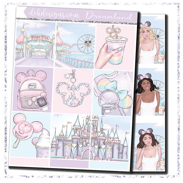 Dreamland - Foil Kit - DEK Designs