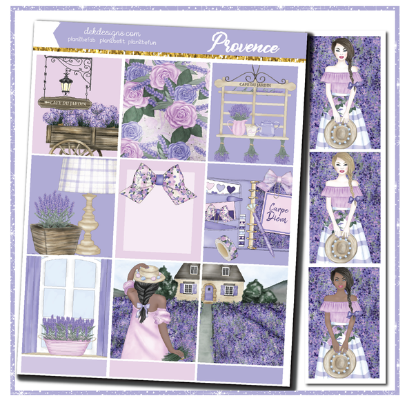 Provence - Foil Kit - DEK Designs